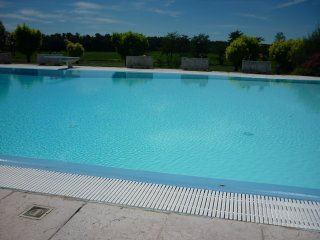 Cascina Maria with garden and pool in Desenzano , relax and fun for everybody