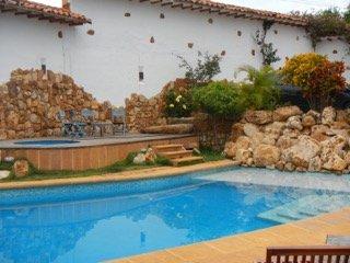 Casa Barichara bella piscina capacidad 10 personas
