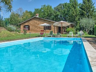 Villa Letizia with private swimming pool, Orvieto