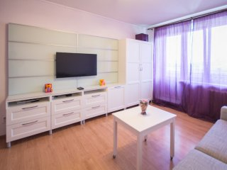 Tretiakov Galllery apartment, Moscú