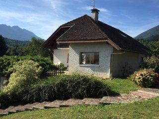 SAINT-JORIOZ, maison avec Piscine, VUE lac, 10 per