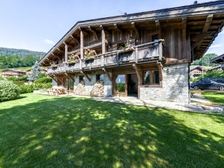 Fantastic chalet in a peaceful hamlet, Demi-Quartier