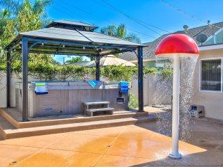 Sunny Splash Pad!, Anaheim