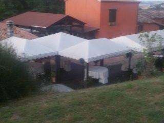 Villa Caterina con maneggio, Monte Colombo