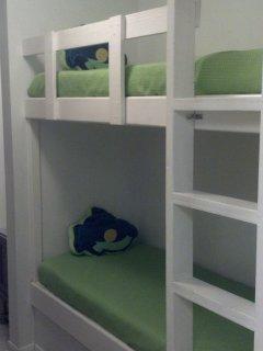 Seacrest 603 Bunk Beds