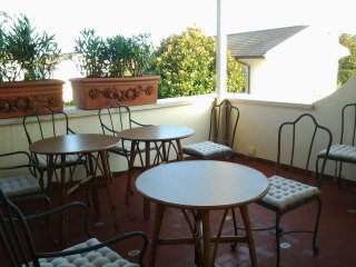 A confortable appartment at 100 mt from the beach, San Felice Circeo