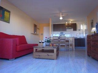 Confortable apartamento con piscina y cerca de la playa (Alisios 346)