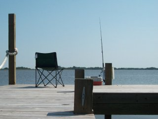 Gorgeous waterfront views in Currituck NC OBX, Barco