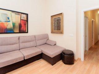 Apartamento céntrico muy luminoso en Málaga