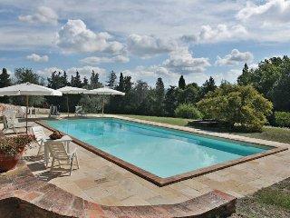 Villa Di Montegemoli, Ponteginori