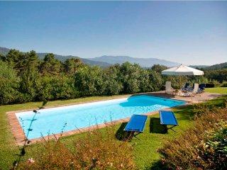 Villa La Pergole, Monte San Quirico
