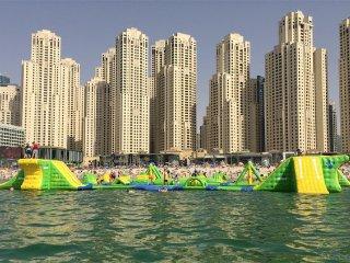Dubai Marina apt new JBR Rimal 3 jumeira 110mq
