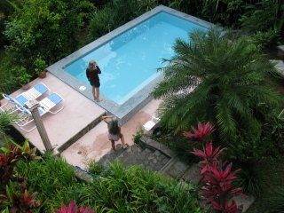 Casa Tropical Costa Rica's favorite family retreat, greatest birding and animals, Parc national Manuel Antonio