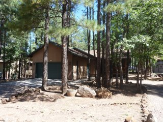 Cozy, Rustic Mountaintop Cabin, Pinetop-Lakeside