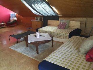 Grosses Apartment im Casa del Nucki, Beuron