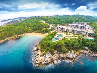 Oceanfront, Amenities & Steps to the Pool, Santa Cruz Huatulco