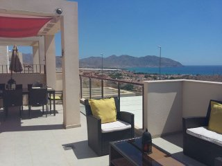 Family Seaview Apartment, Sleeps 6, Isla Plana