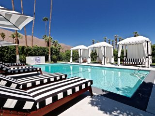 Hotel El Cid. Your own celebrity hotel hideaway!, Palm Springs