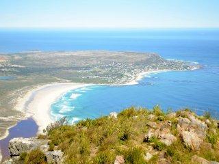 CAPE ESCAPE with breathtaking views