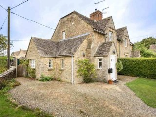 Swan View is a beautiful Cotswold stone cottage, set in the heart of the village