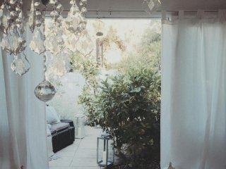 Relaxed Courtyard Chic, Topanga