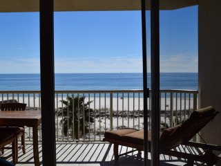 Beautiful Direct Gulf Front 2-BR at Beach Club