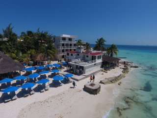 Economic ocean view, Isla Mujeres
