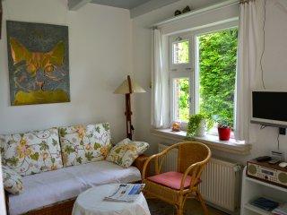 kleine gemütliche Wohnung, ruhig gelegen