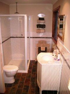 Bedroom 1 :  Separate walk-in shower recess