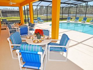 Watersong Resort 6 Bedroom 5.5 Bath Pool Home. 681OCB, Davenport