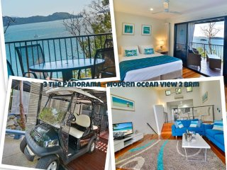 3 The Panorama Hamilton Island 2 Bedroom 2 Bathroom Ocean View Modern Apartment, Isla de Hamilton