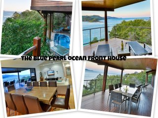 The Blue Pearl Absolute Ocean Front House Hamilton Island