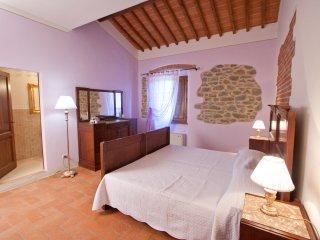 Atmosfera magica in Toscana - Viola