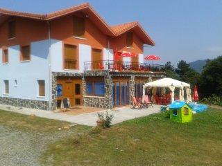 Hotel Rural Mendi Alai en el Valle de Carranza