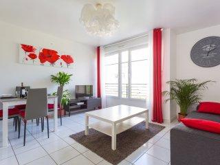 Marne la vallée apartment, Montevrain