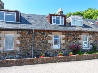 KINTYRE COTTAGE, terraced, open fire, garden, Carradale, Campbeltown, Ref 22753