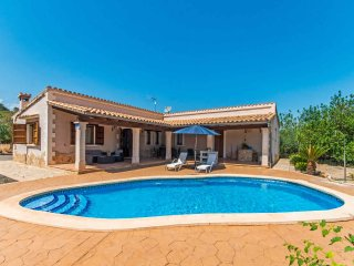 Mallorcan finca with private pool, Búger