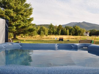 Mount Lafayette : 2 BDRM AC Cottage hot tub