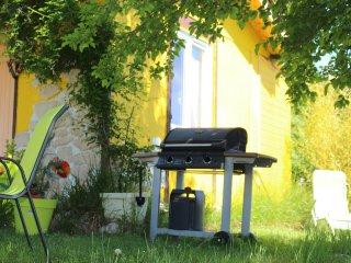 Coquette Maison avec jardin, pour amoureux de la nature