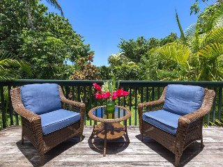 4 Bedrooms, 3-Minute Walk to the Beach, Relax in Your Private Garden Paradise, Hanalei