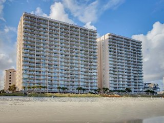 Oceanfront Luxury condo- 2bd/2ba New living room furniture, North Myrtle Beach