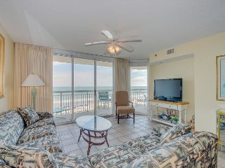 Oceanfront luxury condo, well maintained, great location and amenities