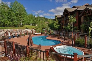 Private Shuttle Service in Ski Season, City Shuttle Year Round - 4 Indoor & Outdoor Heated Pools, 11 Hot Tubs (11183), Steamboat Springs