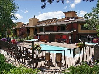 Ski In Access Less 100 Yards of the Condo - Heated Pool, Hot Tubs, & Large Sauna (3690), Steamboat Springs