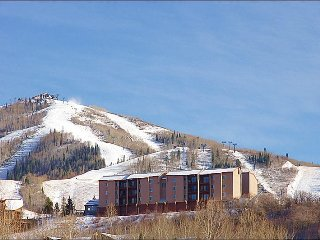 Good Quality + Low Rates = Great Value! - Views of Downtown & Emerald Mountain (4001), Steamboat Springs