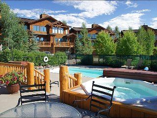 Luxuriously Furnished, High End Finishes - Perfect for 3 or 4 Couples  (9111), Steamboat Springs