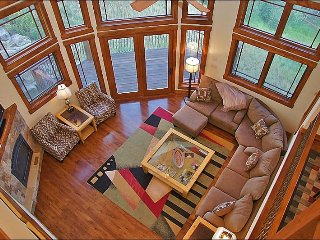 Adjacent to Property 9976, 1/2 of Property 9977 - Mountain Architecture & Decor, Upscale Appliances (9975), Steamboat Springs