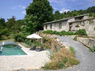 La Belle de Nuit, vakantie huisje in Malbosc.