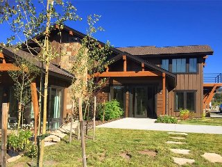 Relax in this Contemporary Home That Sits Along the Blue River, Breckenridge