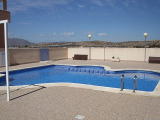 Outstanding apartment with views to the bay, Puerto de Mazarron